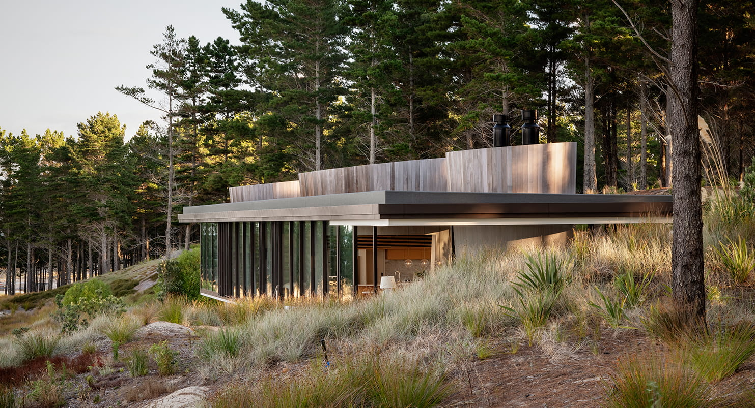 Fielding house by Cheshire Architects