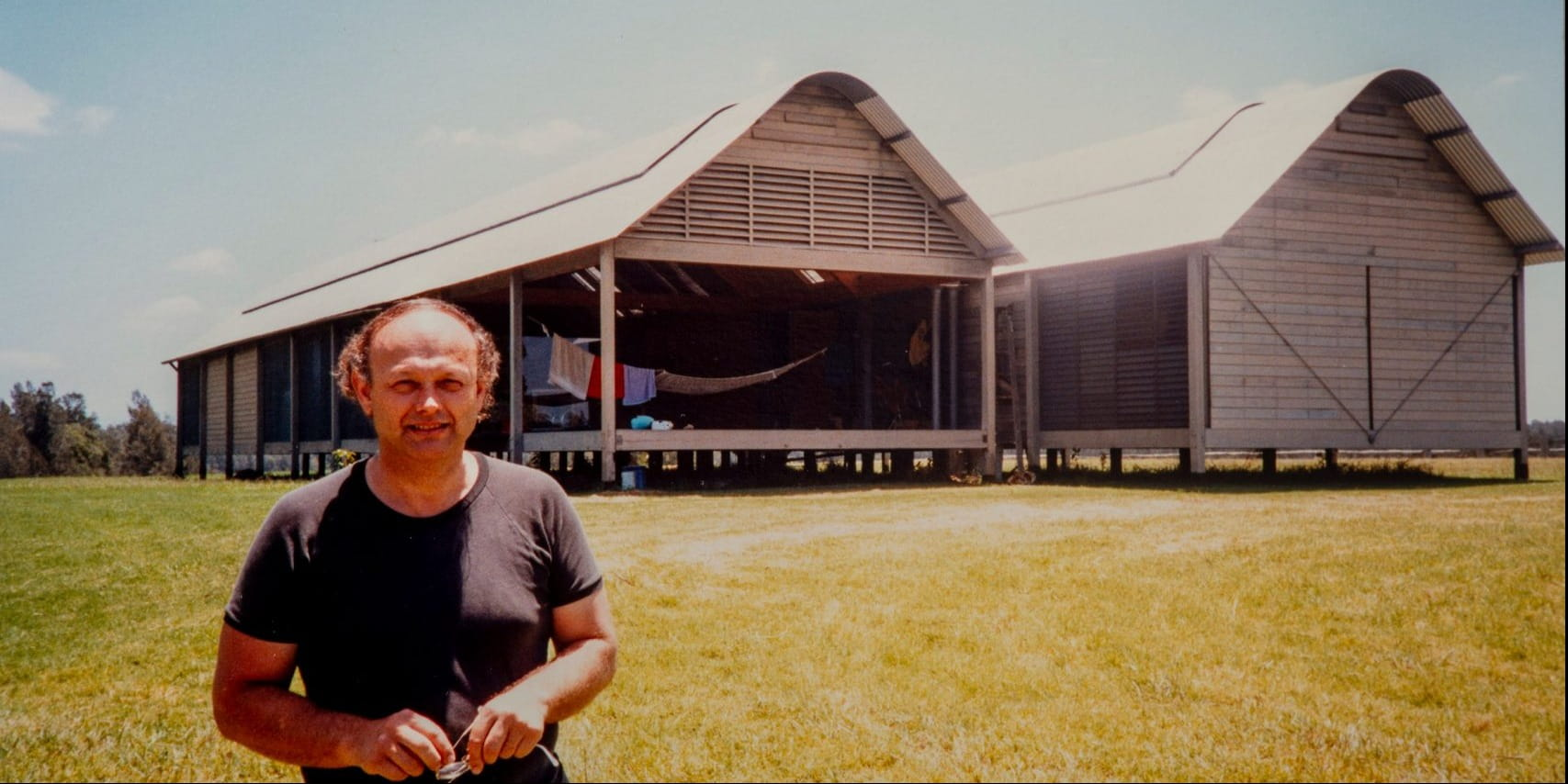 Glenn Murcutt is the first Australian to win Praemium Imperiale for architecture
