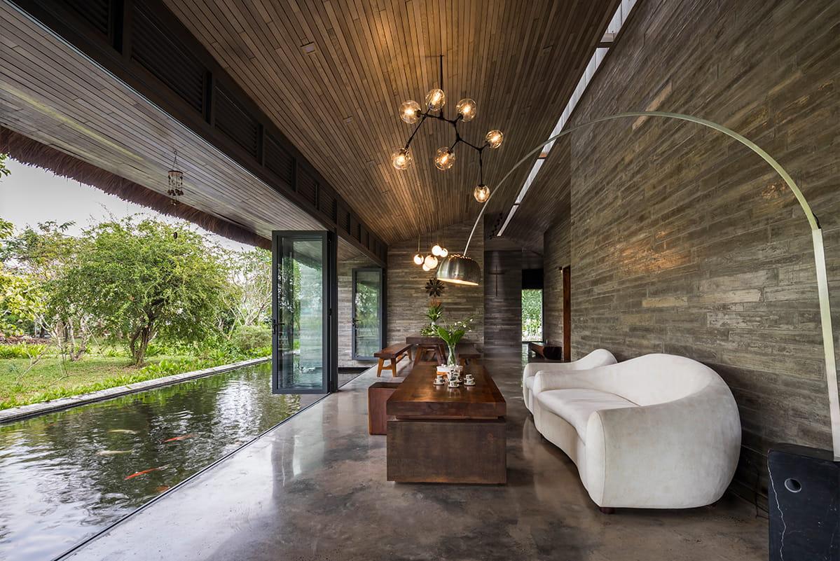 AM house in Vietnam