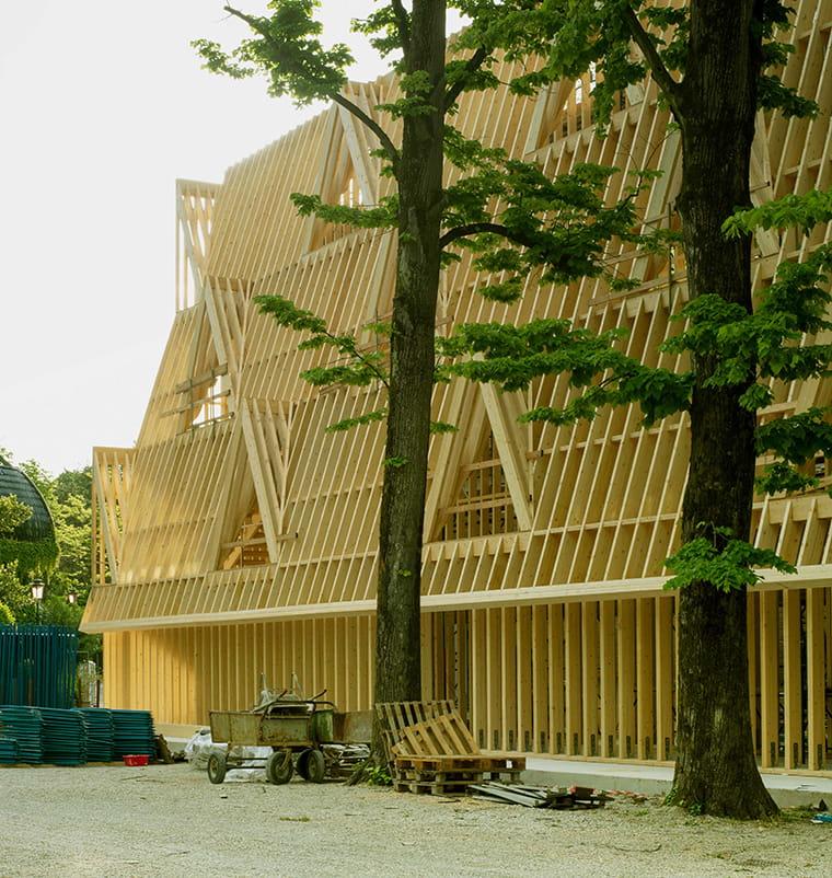 American framing exhibition venice architecture biennale 2021