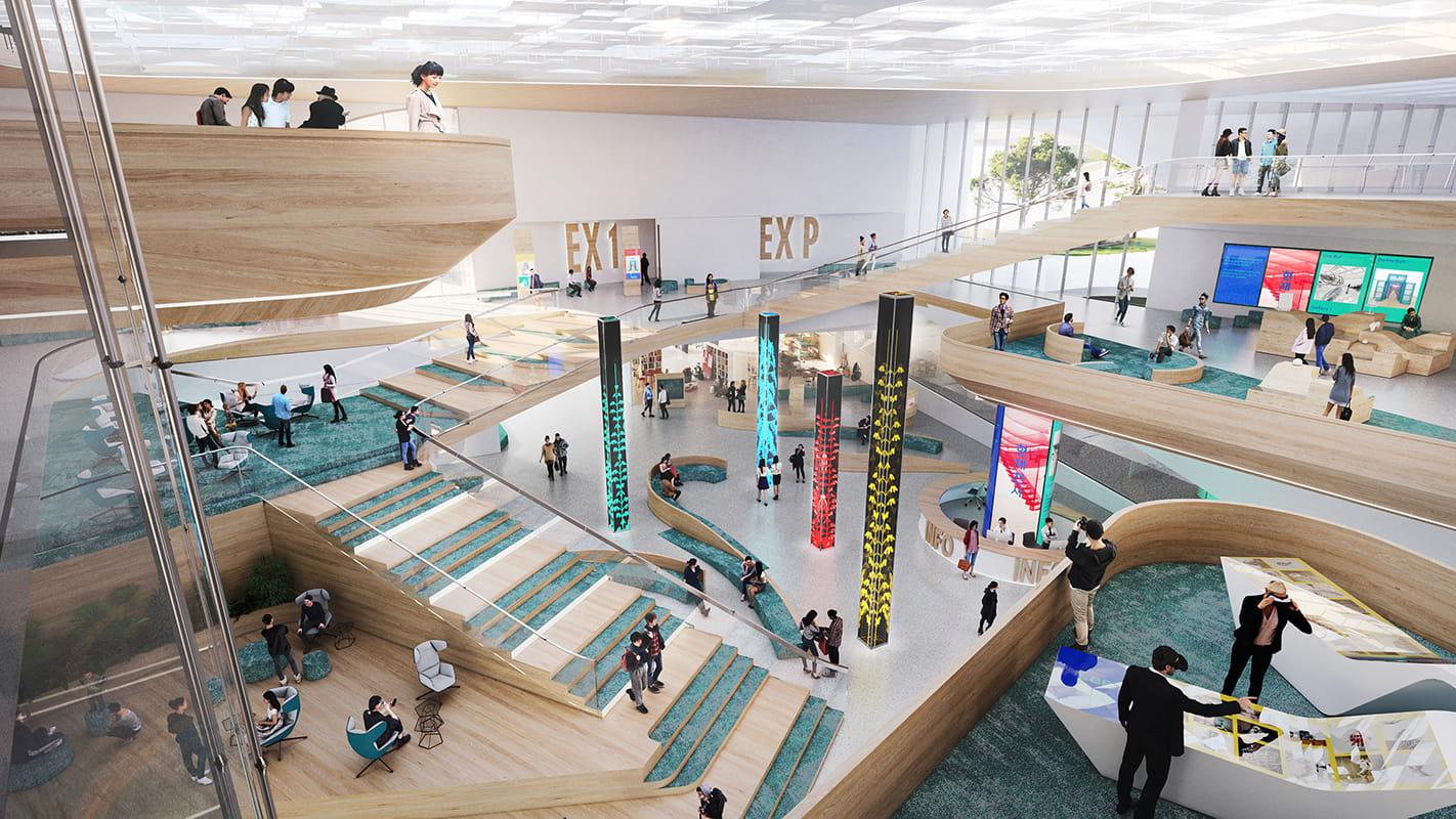 Chungnam Art Museum by UNStudio