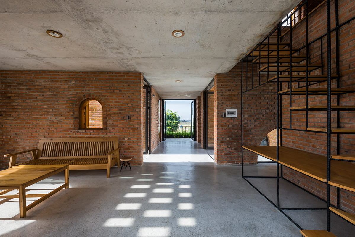 Cuckoo House by Tropical Space in Vietnam