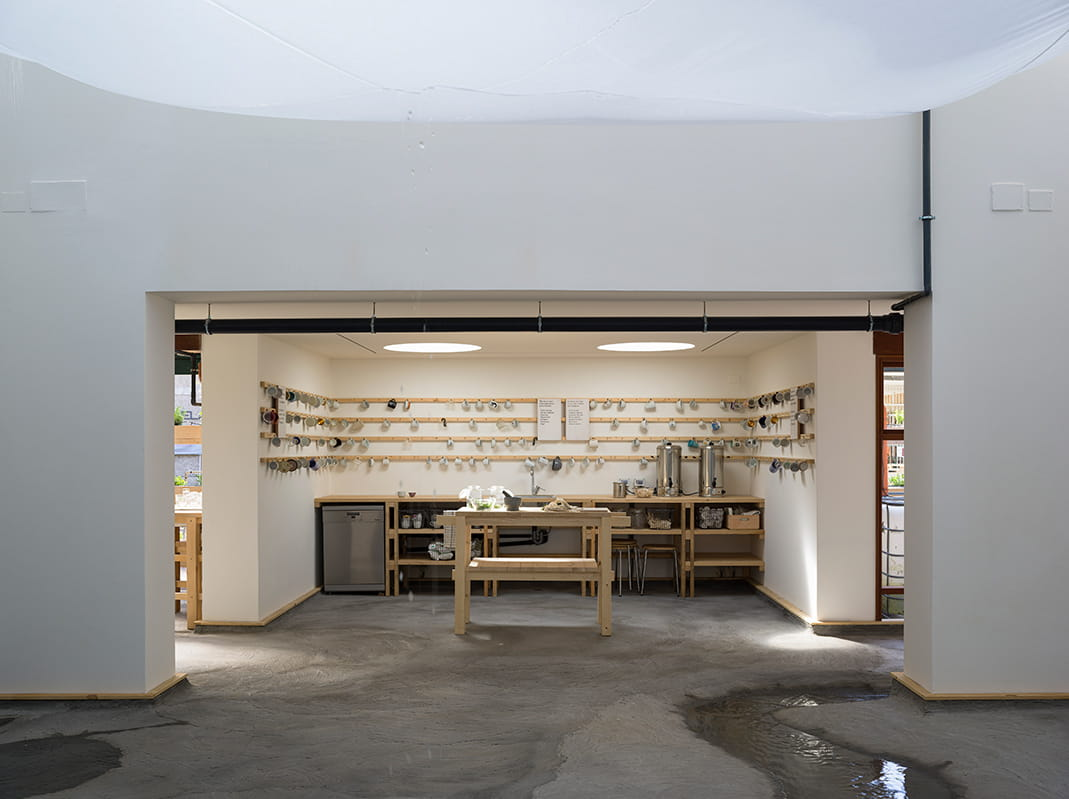 Con-nect-ed-ness - Danish Pavilion at Venice Architecture Biennale 2021