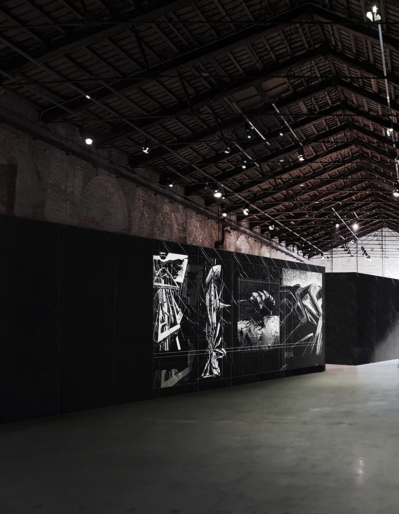 Italian Pavilion at Venice architecture biennale 2021