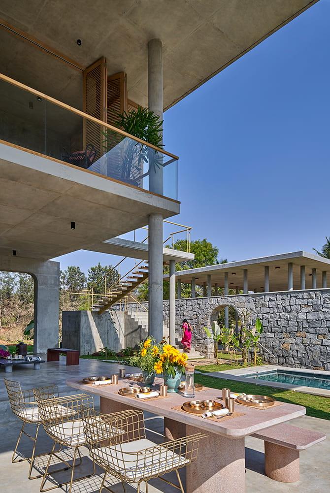 Ksaraah by Taliesyn Design & Architecture