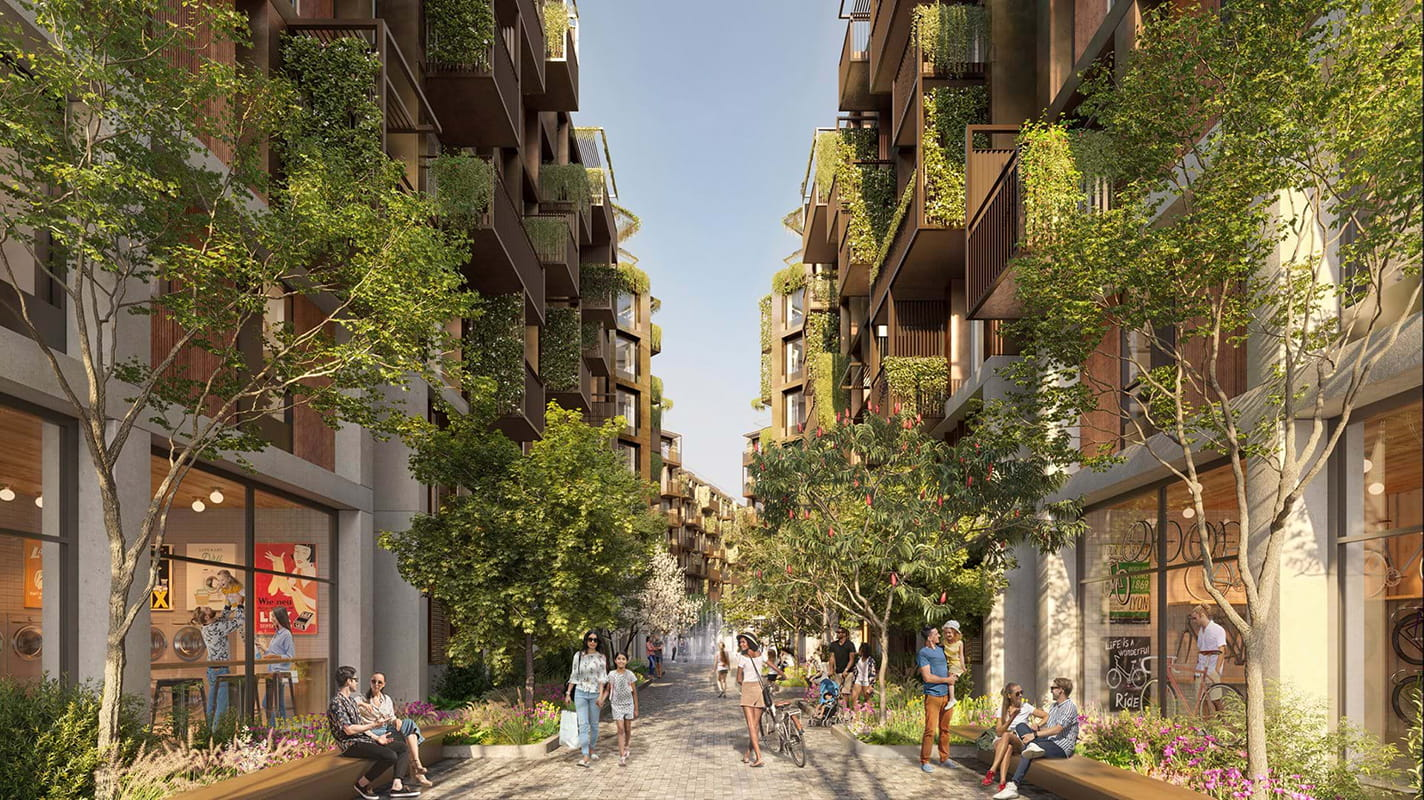 FOSTER + PARTNERS DESIGN FOR NEW MASTERPLAN IN SANTIAGO