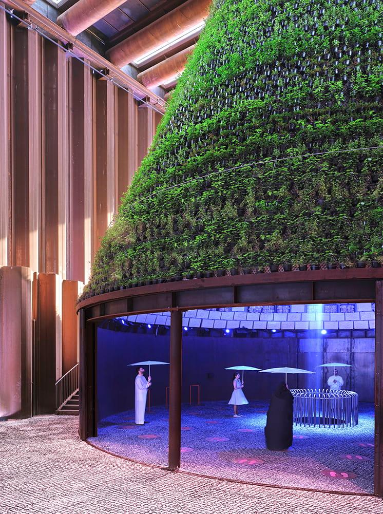 Netherlands Pavilion by V8 Architects
