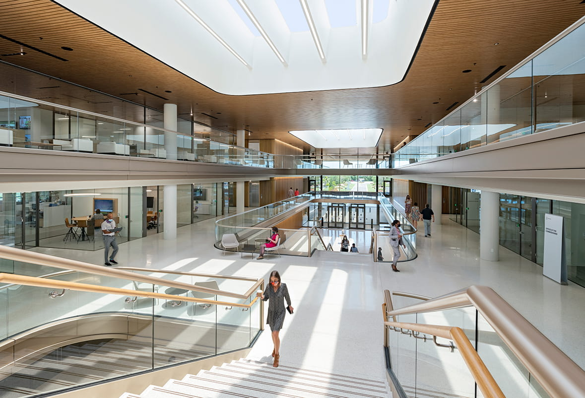 PGA TOUR new headquarters by Foster + Partners