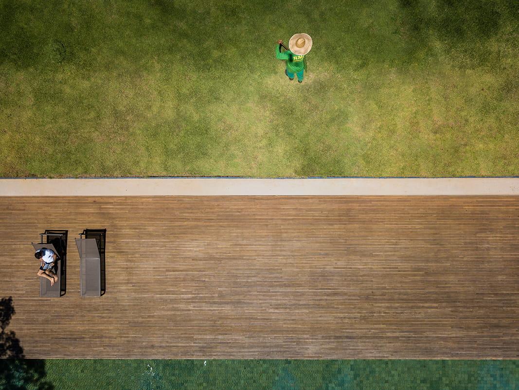 Planar House by Studio MK27