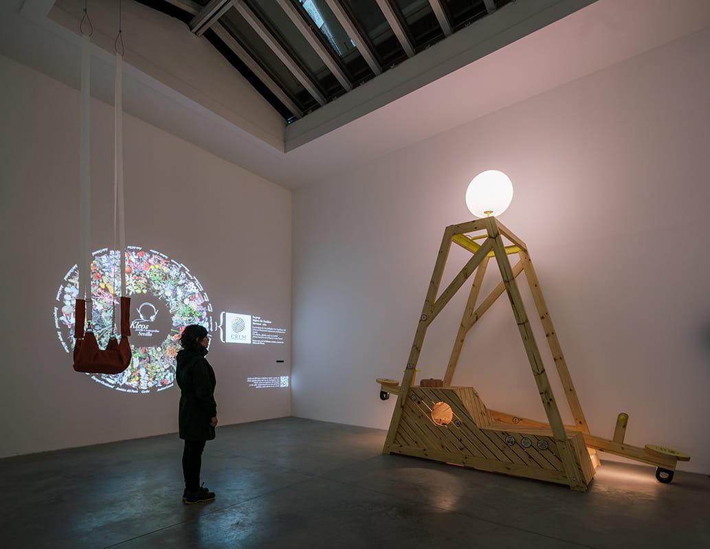 Spanish Pavilion at Venice Architecture Biennale 2021
