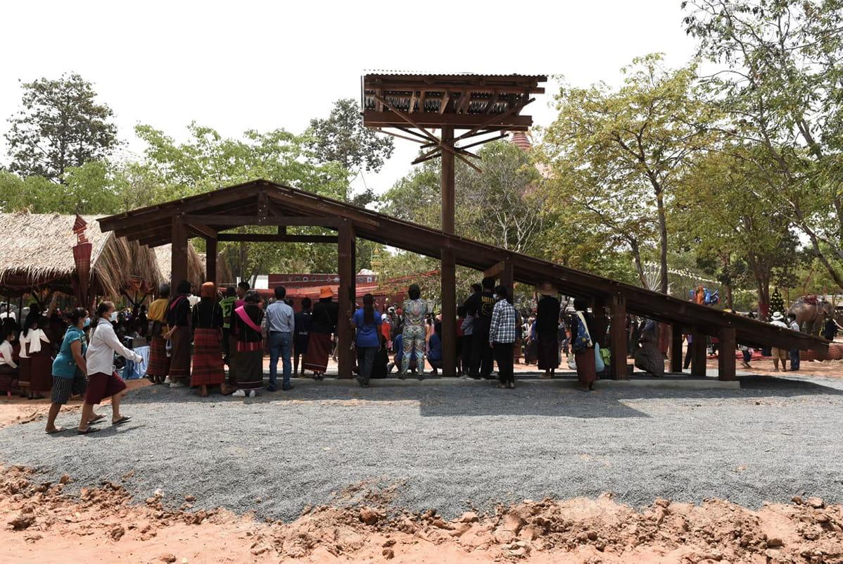 Thai Pavilion at Venice Architecture Biennale 2021