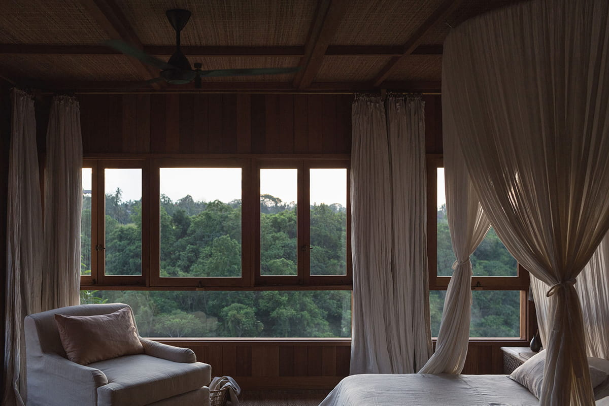 bedroom view of Rumah Purama