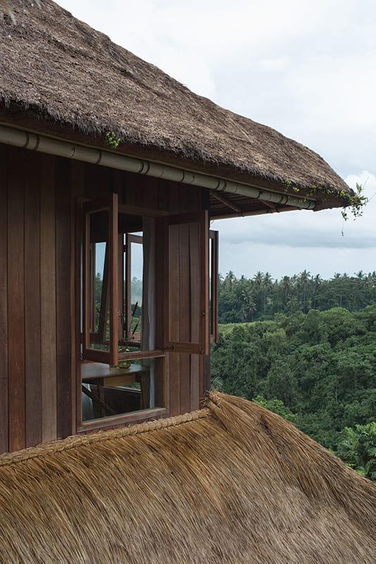 Roof of Rumah Purnama