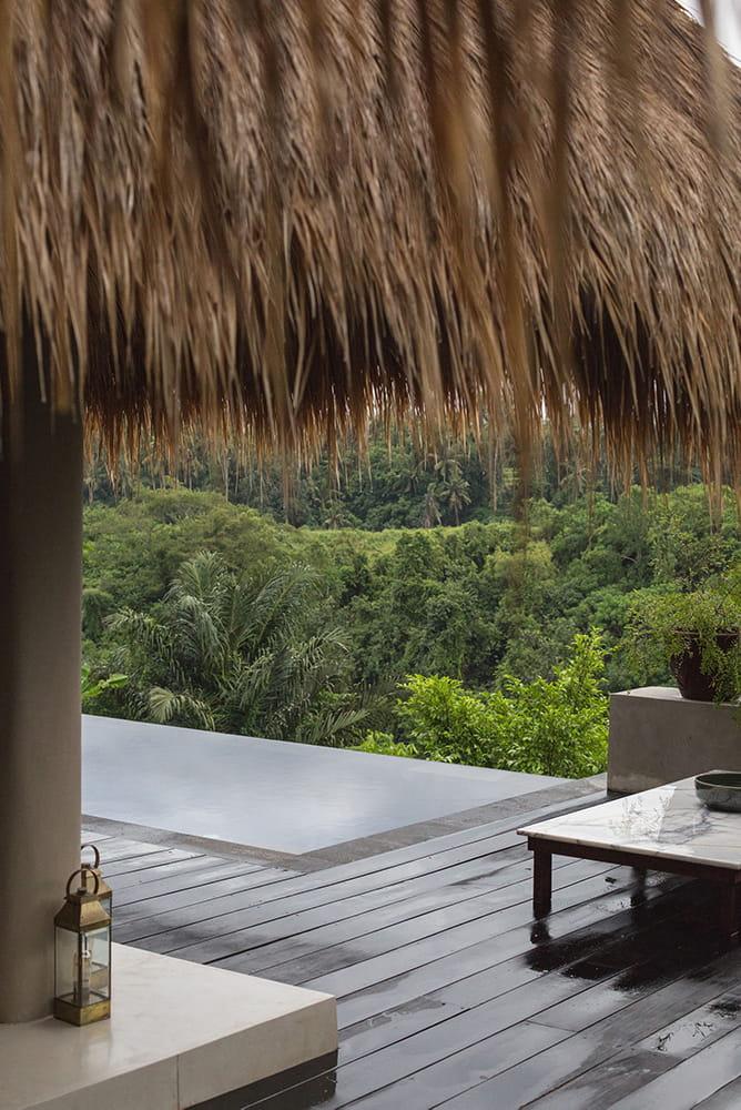 Rumah Purnama house in Bali by Studio Jencquel