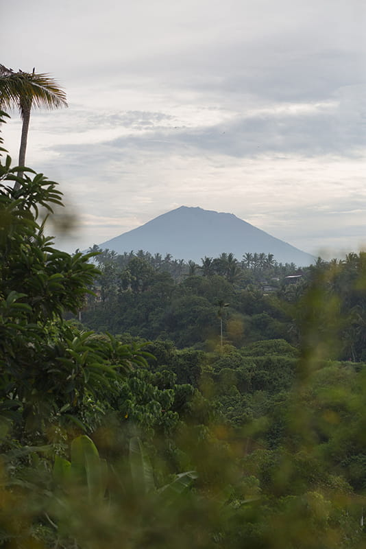 Gunung Agung View