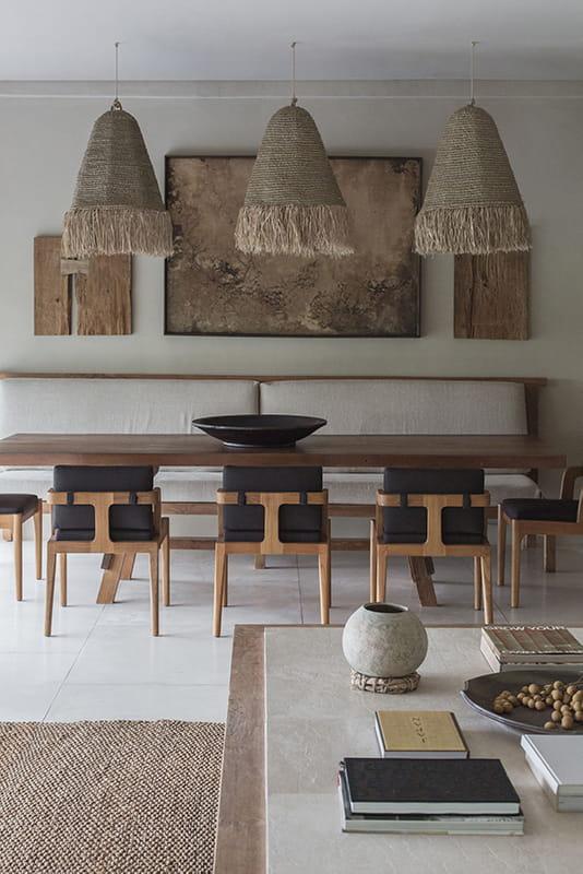 Living room at Rumah Purnama